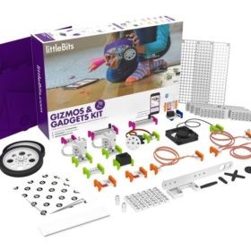 littleBits – Gizmos & Gadgets Kit 2nd ed – In Italiano